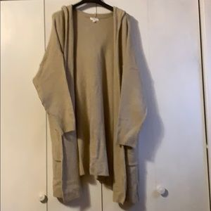 BP Hooded Cardigan Sweater